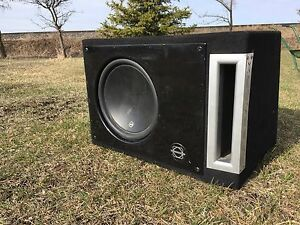 "Car audio 10"" WL3"
