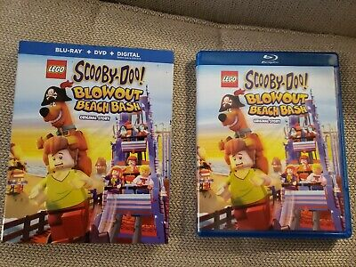 LEGO Scooby-Doo: Blowout Beach Bash (Blu-ray Disc 2-Disc Set) with Slipcover
