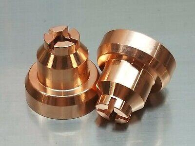 2pc X 251960 - 40a Drag Shield For Miller Xt40 375 625 Plasma Cutters