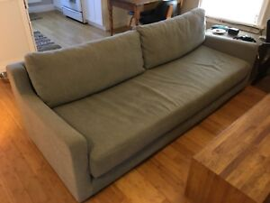 GUS Modern sofa bed.