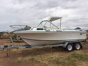 Selling a Swift Craft boat in 3C Survey Wallaroo Copper Coast Preview
