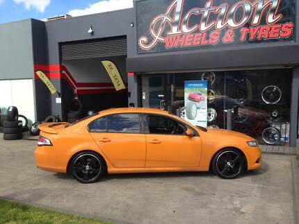 WHEELS,TYRES,WEELS,TYRES,   ACTION WHEELS & TYRES Campbellfield Hume Area Preview
