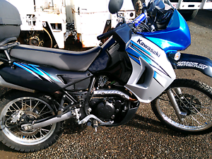 Kawasaki 2011,KLR 650 Dalby Dalby Area Preview