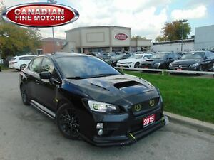 2015 Subaru WRX SPORT PKG /LEATHER ROOF,NAVI,CAM