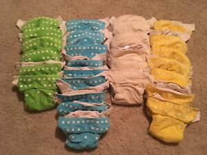 Cloth Diapers (giggle life)