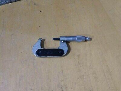 Etalon 1-2inch Micrometer Swiss Made