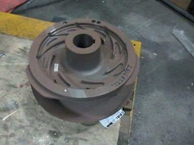 Flygt Iron Impeller 1228715j Casting 61513 New