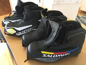 Solomon Cross Country Ski Boots - Child Sizes