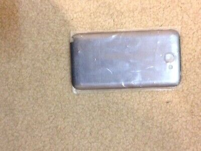 New Samsung Galaxy Note 2  N7100 Battery Back Door Titanium Gray for sale  Shipping to India
