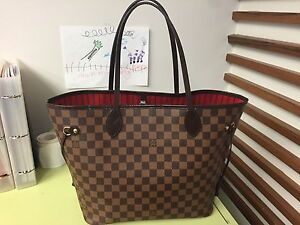 Authentic Louis Vuitton Neverfull MM Bruce Belconnen Area Preview