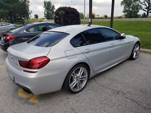 2016 BMW 650i xDrive Gran Coupe Lease Takeover