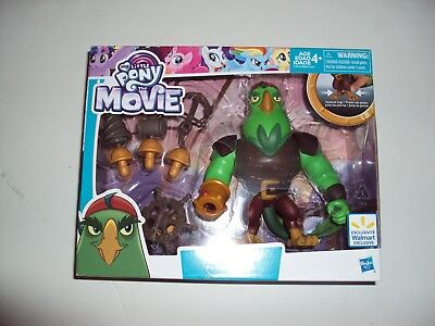 My Little Pony the Movie Pirate Parrot Boyle w/Accessories Walmart Exclusive NEW