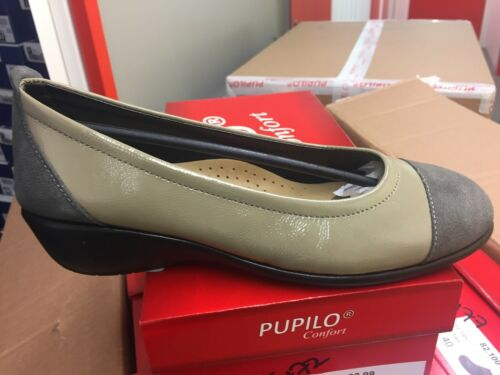 Ladies+Castor+Patent+Leather+Shoes+Size+4