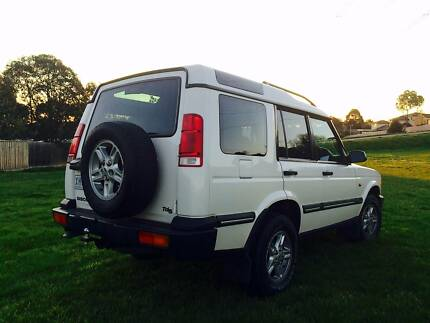 2002 Land Rover Discovery -Diesel TD5- Registered-Clean-Straight Mount Waverley Monash Area Preview