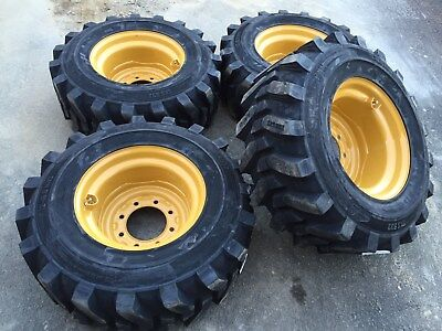 12-16.5 Hd Skid Steer Tireswheelsrims-camso Sks532-12x16.5 For Caterpillar