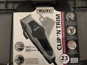 Wahl 23 Piece Haircutting Kit with Case - BNIB