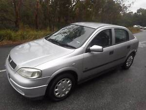 2003 Holden Astra Hatchback REG AND ROADWORTHY!! Moorabbin Kingston Area Preview