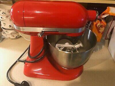 KITCHENAID Artisan Mini Mixer Red