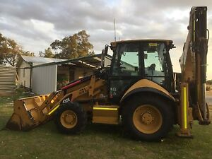 2010 CATERPILLAR 432E Backhoe Like New Condition Waroona Waroona Area Preview