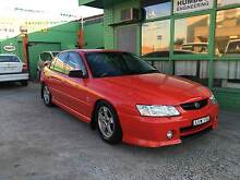 2002 Holden Commodore Sedan VY S Pac MANUAL - CHEAP Lakemba Canterbury Area Preview