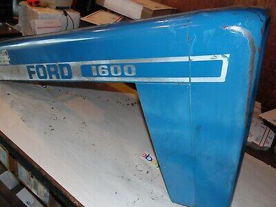 1977 Ford 1600 Diesel Farm Tractor Hood Very Nice