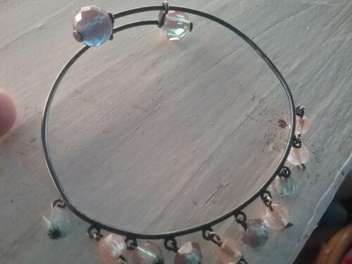 Saphiret bracelet with 12 stones