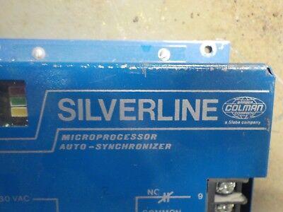Barber Colman Silverline Microprocessor
