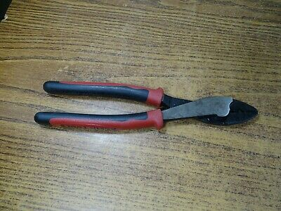 Klein Tool Journeyman Wire Crimping And Cutting Tool J1005