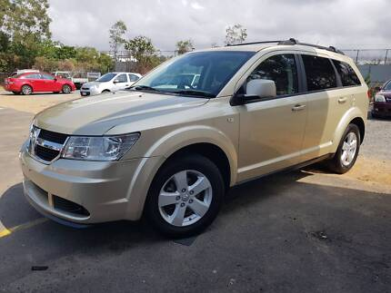 2010 Dodge Journey - 7 SEATS - AUTOMATIC - SERVICE HISTORY - 4CYL