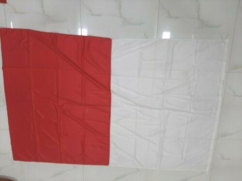 Vintage Nautical marine Big flag A9