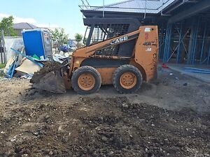 Excavator Bobcat Tipper Hire St Ives Ku-ring-gai Area Preview