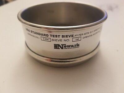 Usa Standard Sieve Opening 0.0041 - 140 -stainless Steel
