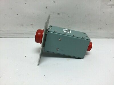 Electro-metrics Bf-30 Bulkhead Filter For Rvr Alr Rva Control Cables 6625-01