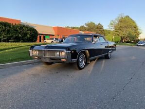 1969 Buick Electra 225 430ci All Power Options