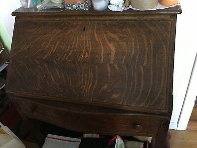 oak secretary desk for sale  New York