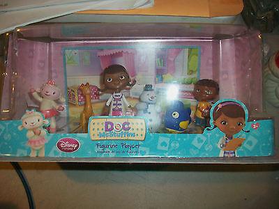 Disney Store Doc-Mcstuffins Figur Spielset Kuchen Topper ()