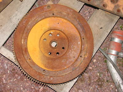 Minneapolis Moline R Tractor Fly Wheel