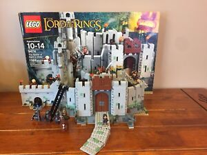Lego Lord of the Rings 9474 Battle of Helm's Deep