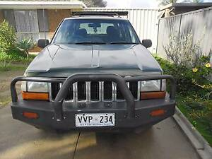 1996 Jeep Laredo Wagon Burton Salisbury Area Preview