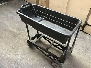 Moving dolly pull cart