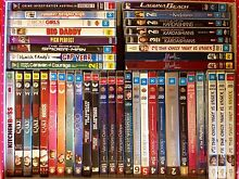 DVD's - TV series and movies Chelsea Kingston Area Preview
