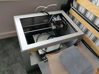 Dual Extrusion 3D Printer With Filaments BIBO 2