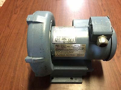 Egg Rotron Regenerative Blower Dr202y9 Pond Septic Aeration 13hp 1ph