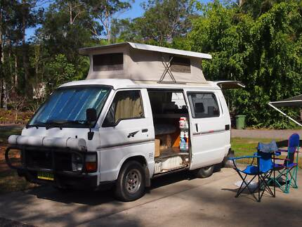 Toyota Hiace Pop-Top Campervan East Perth Perth City Preview