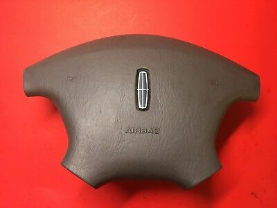 2000-2002 LINCOLN LS DRIVER AIR BAG TAN USED OEM! - 2000 Air Bag
