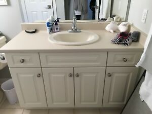 50 inch vanity for sale