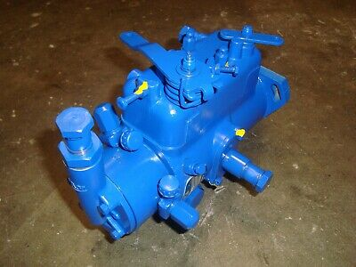 Ford New Holland Fuel Injection Pump Cav 3233f390 Factory Authorized Rebuilt