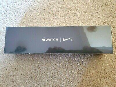 NEW Apple Watch Nike+ Series 4 GPS, Space Gray, w/ Nike Sport Band - (MU6J2LL/A)