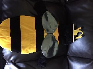 Bumble Bee Bunting Bag Costume