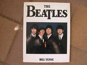 The Beatles. Book by Bill Yenne 1989.
